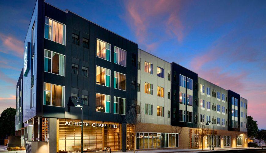 Hotels near UNC Hospital